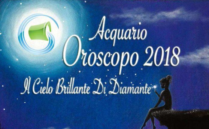 oroscopo 2018 acquario