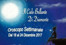 Oroscopo della settimana dal 18 al 24 dicembre a cura di Umbria Libera