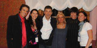 Fabrizio Frizzi e Rossella Diaco
