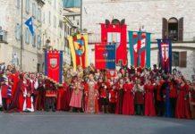 calendimaggio di Assisi