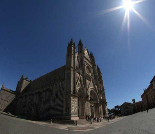 orvieto cattedrale film