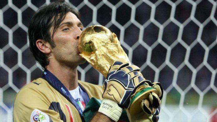 Gigi Buffon Mondiale 2006