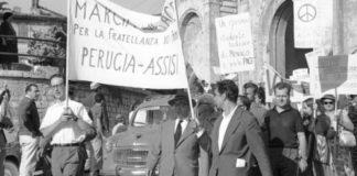 Aldo Capitini - Marcia della Pace