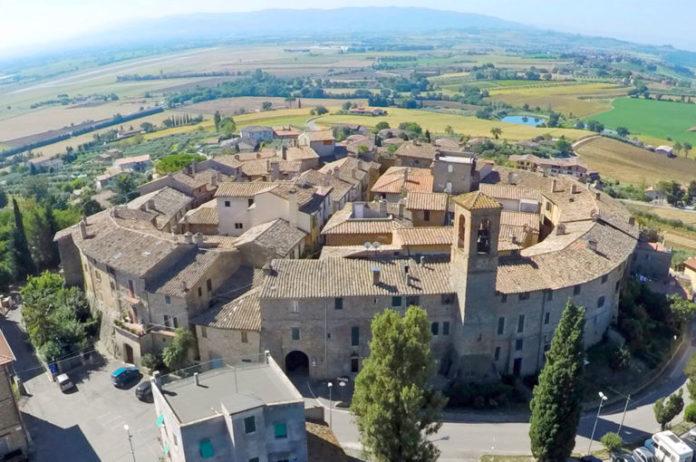 castello di Ripa foto di Raimondo Biscarini
