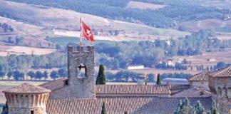 Magione Il castello dei Cvalieri di Malta