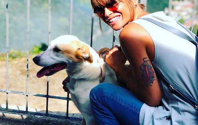 La foto di Alessandra Amoroso in Instagram