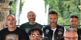 -Nek e i suoi amici alla Cascata delle marmore-