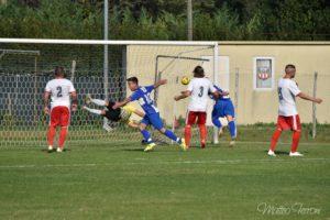 Il goal di Alonso foto by Matteo Ferroni