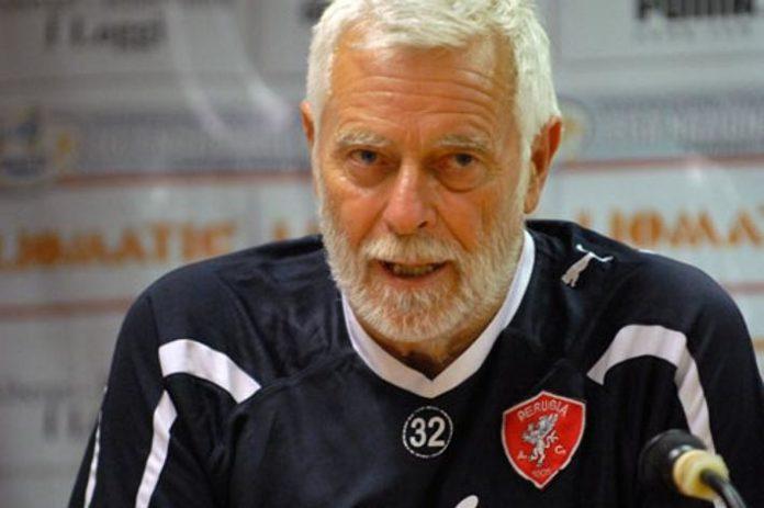 Luigi Agnolin al Perugia