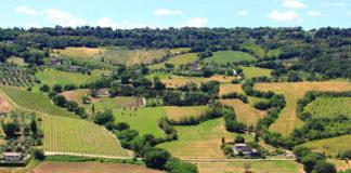 Paesaggio rurale dell'Umbria