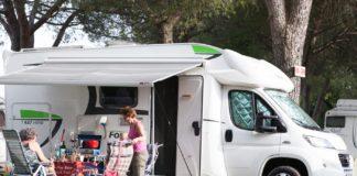 area camper Assisi
