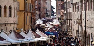 eurochocolate Perugia