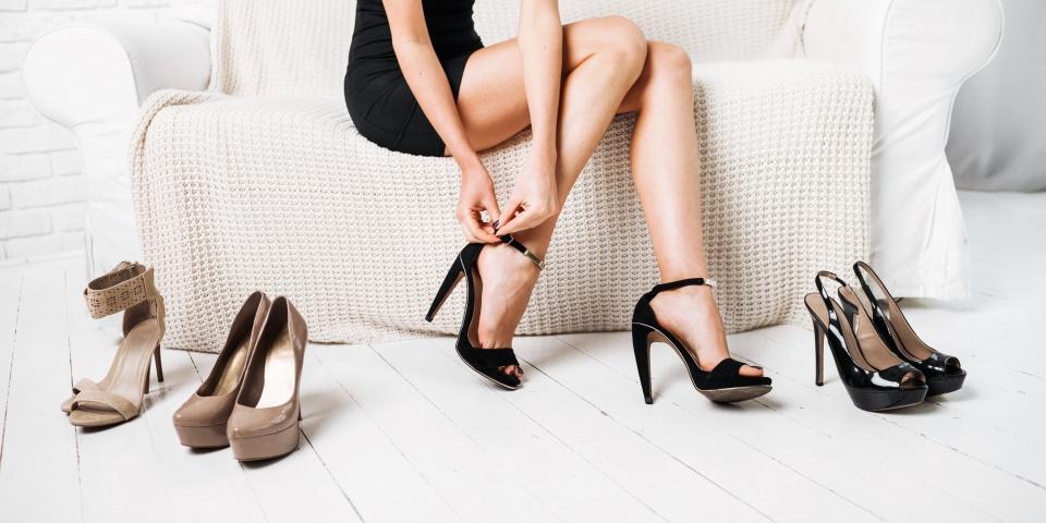 migliore vendita scegli autentico miglior prezzo per Perche' le Donne impazziscono per le Scarpe? - UmbriaOggi