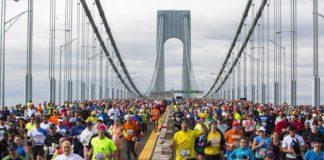 Cristian Marianelli Maratona New Yorck