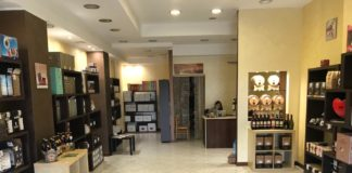 Nuovo negozio di caffè