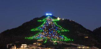 Albero di Natale-Gubbio