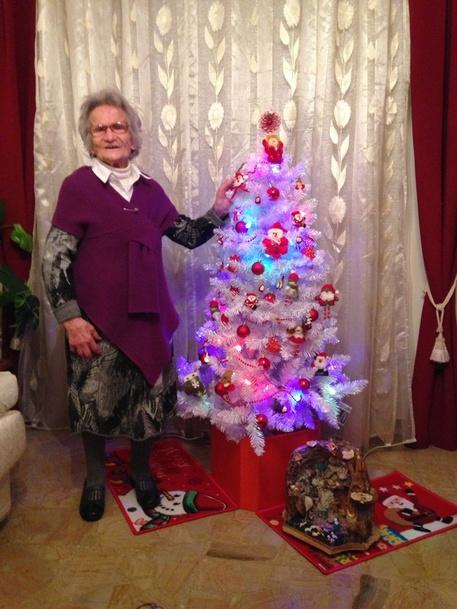 Luisa Zappitelli nonna 107 anni