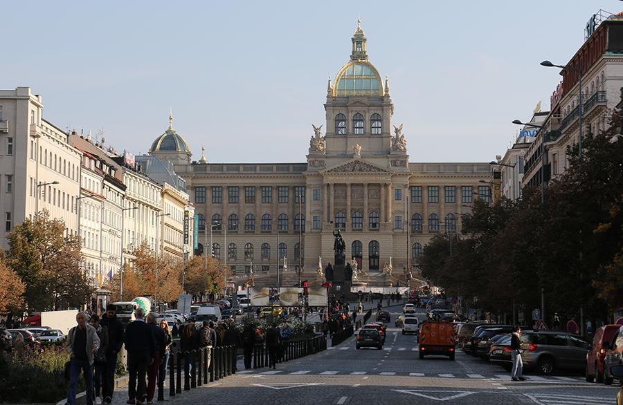 Museeo Nazionale Praga
