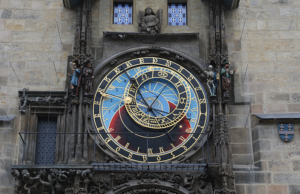 Praga Orologio astronomico