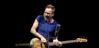 Sting Tour 2019