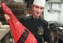 Marco Silvestri chef del ristorante Le caveau