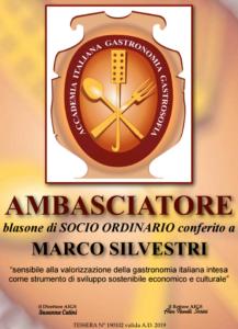 mbasciatore Marco Silvestri