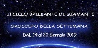 oroscopo della settimana dal 14 al 20 gennaio 2019