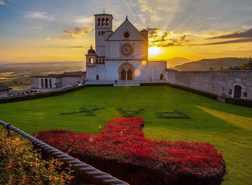 Basilica Superiore di San Francesco, Assisi Pg