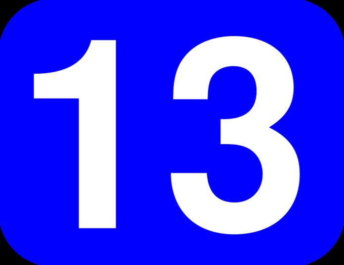 13 vittorie del Ripa