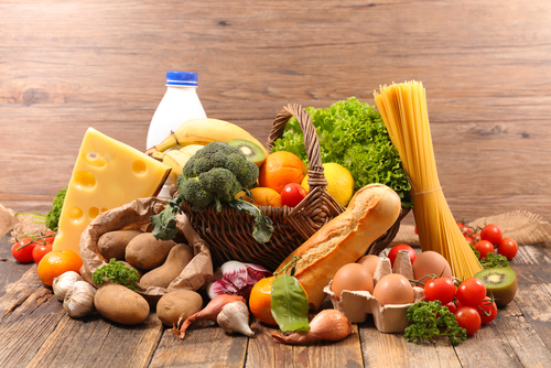 Etichetta con Origine dei Prodotti Alimentari