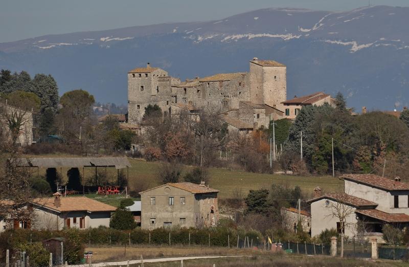 Castello di Speltara Torri, XIII secolo