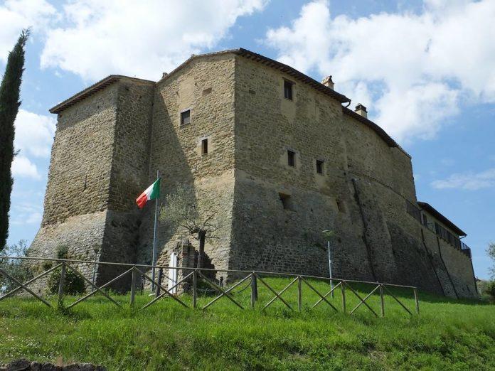 Borgo di Collemancio Cannara Pg