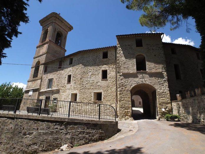 Castello di Civitella d'Arna PG