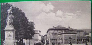 Foligno, foto d'epoca