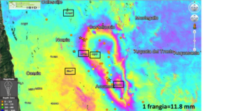 Studio terremoti Amatrice e Norcia