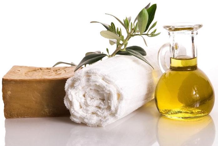 olio di oliva e bellezza