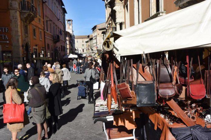 Grande Fiera Primaverile a Perugia