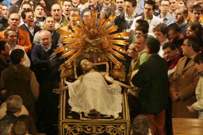Processione del Cristo morto a Gubbbio