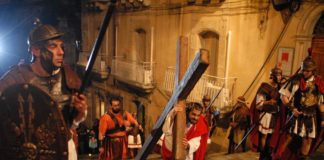 Via Crucis in Umbria