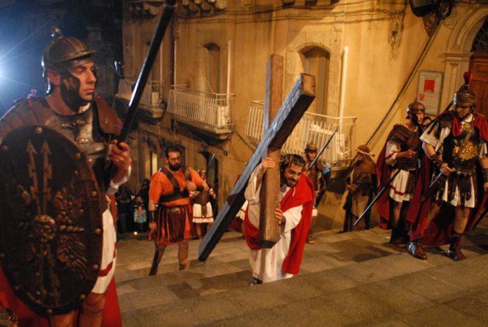 Via Crucis in Umbria