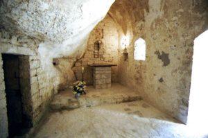 interno Eremo di San Girolamo