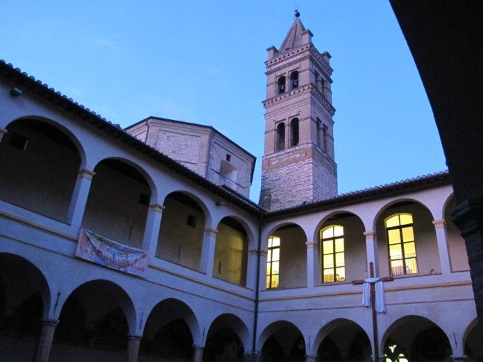 Chiostro San Giacomo Foligno