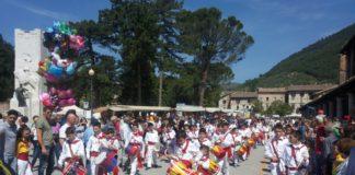Festa dei Ceri Piccoli- Fonte Cronaca Eugubina