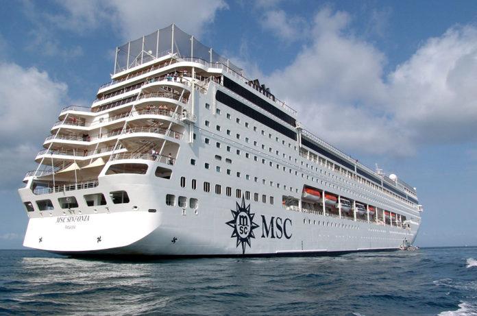 Msc Crociere nave Sinfonia