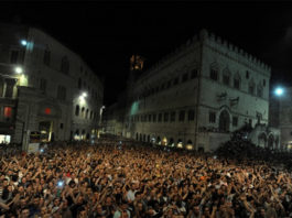 umbria jazz la piazza