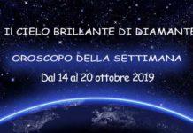 Oroscopo della Settimana dal 14 al 23 Ottobre