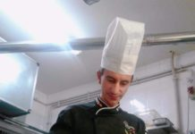 Chef Marco Silvestri