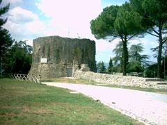 Il torrione della Rocca