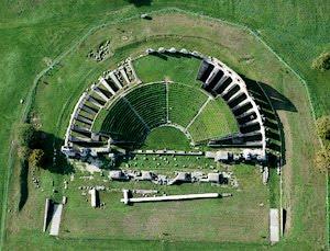 teatro romao Gubbio