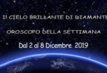 Oroscopo della settimana dal 2 al 8 dicembre 2019